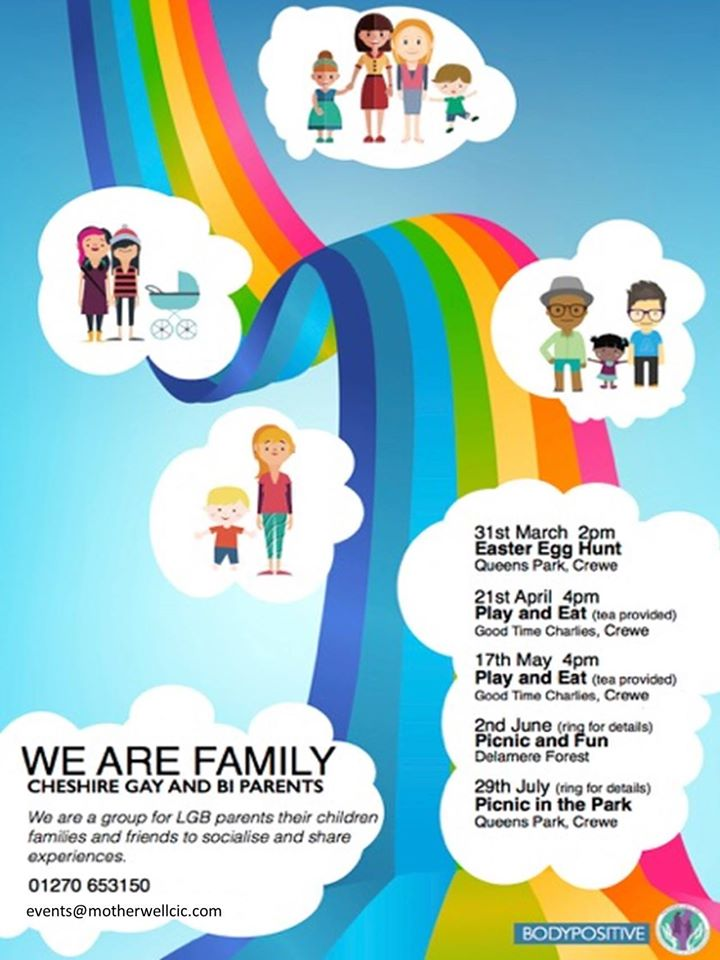 Cheshire Gay and Bi Parents Support Group | CVS Cheshire East: https://www.cvsce.org.uk/news/cheshire-gay-and-bi-parents-support...