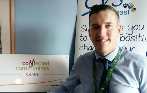 Dan Coyne, Communities Manager at Cheshire East Council